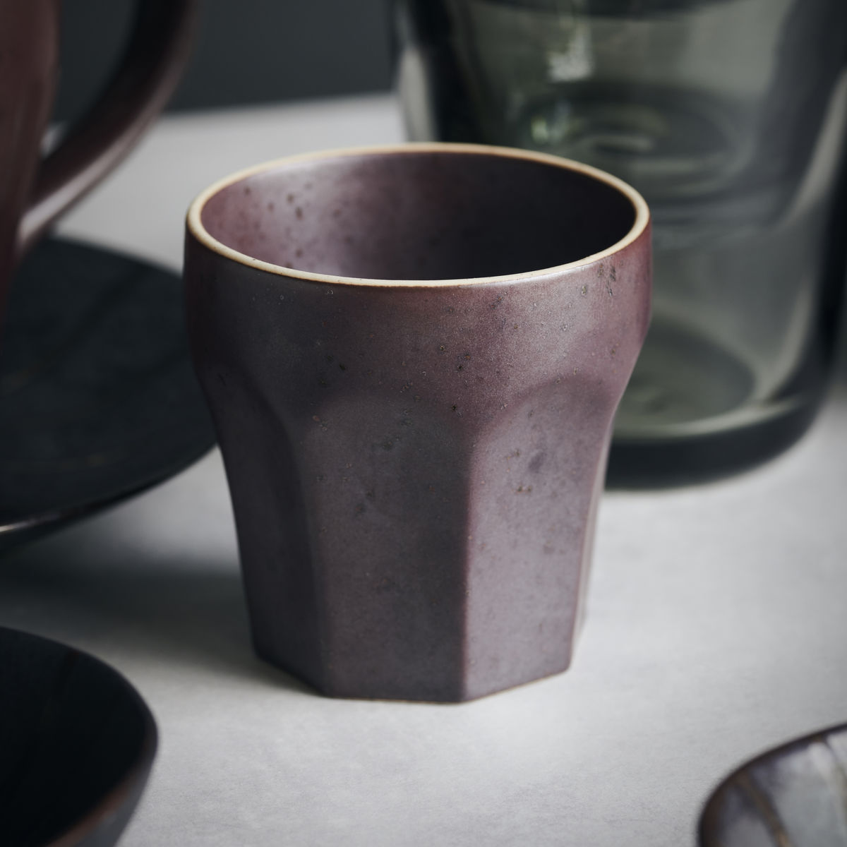 Bercia Espresso Cup, Brown