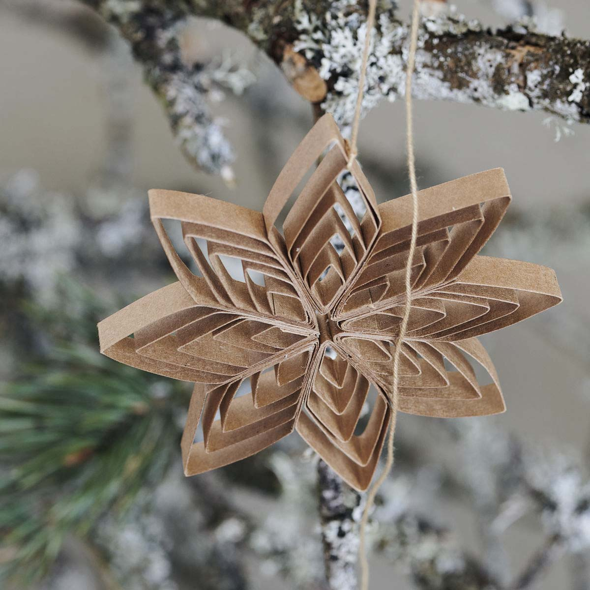 Christmas Ouilling Decoration, Small