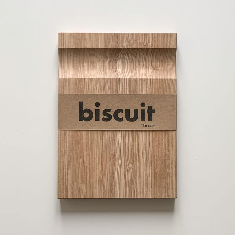 wooden Biscuit Tray, By Bruunn