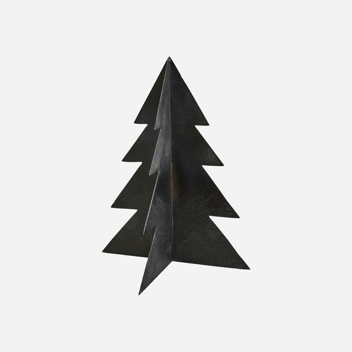 Black Glizz Christmas Tree, Medium