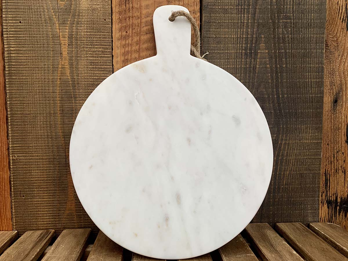 Marble Chopping Board, Round
