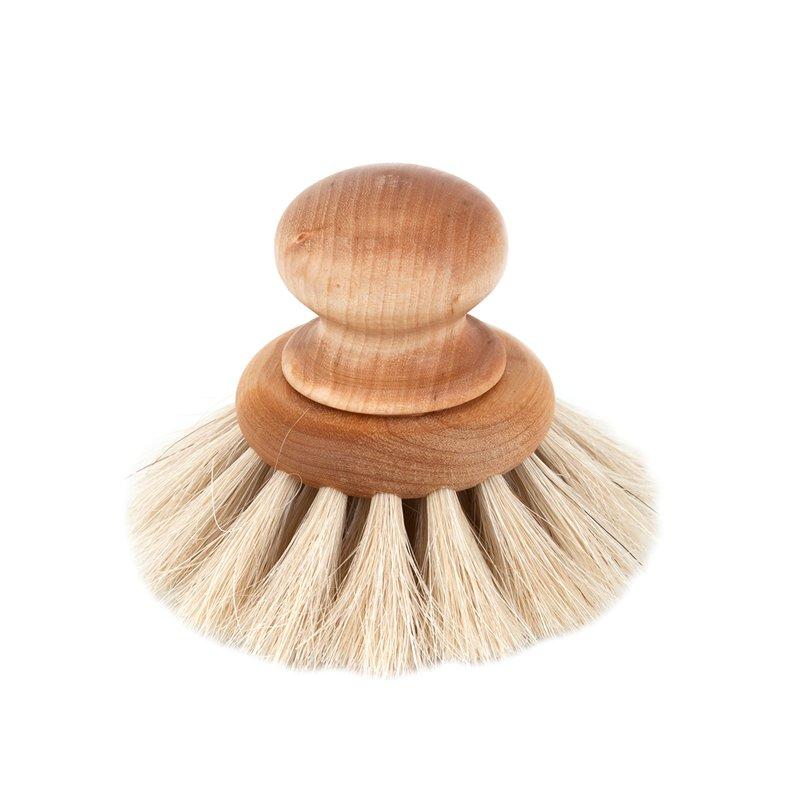 Round Dish Brush, Iris Hantverk