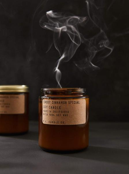 Smoky Cinnamon Special Candle, P.F Candle Co