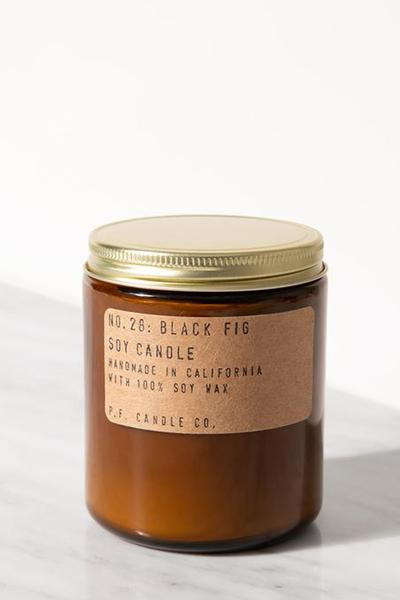 Black Fig Candle, P.F Candle Co
