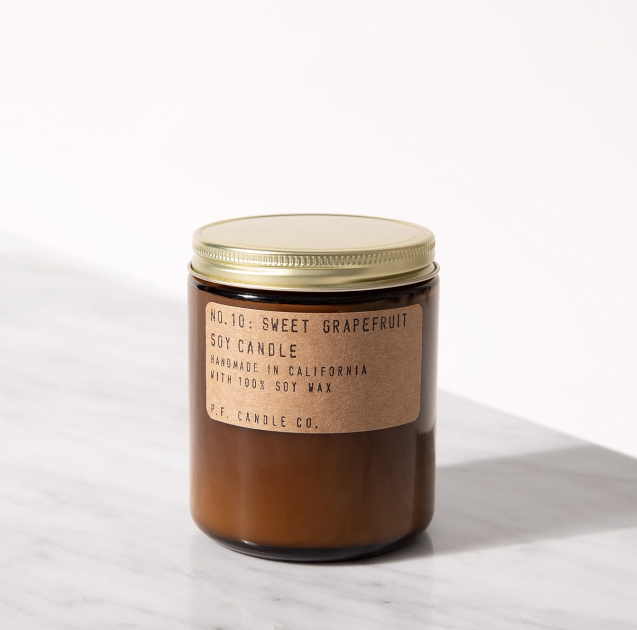 Sweet Grapefruit Candle, P.F Candle Co