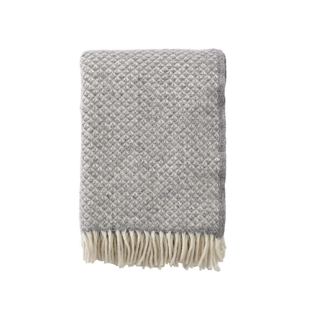 Grey Luxor Blanket, Klippan