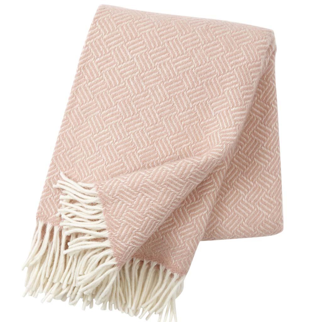 Rose Samba Blanket, Klippan