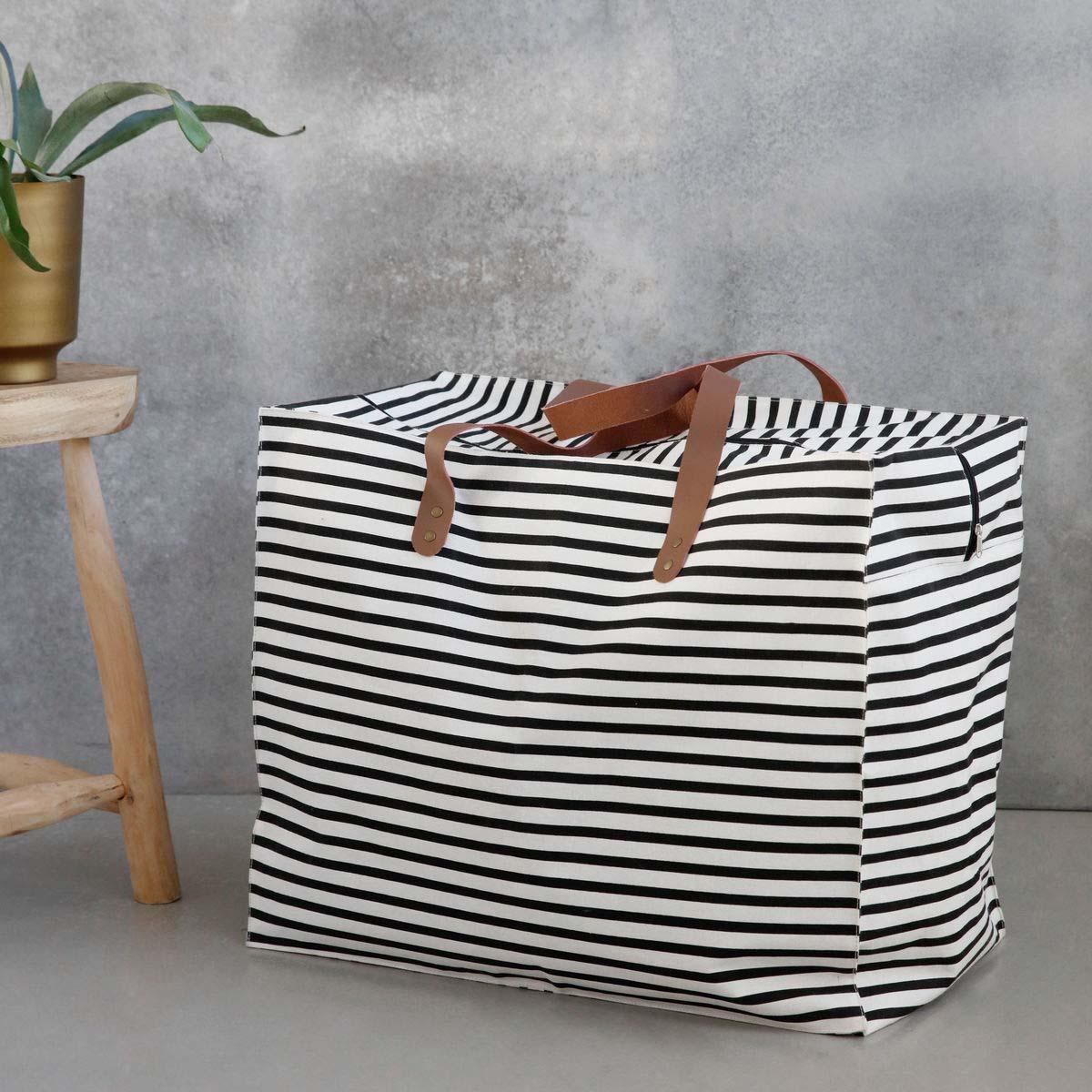 Storage Bag, Stripes