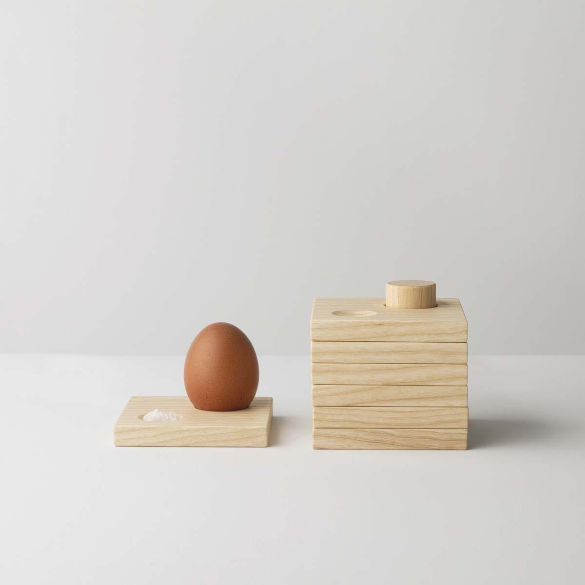 Egg Cube, Bruun