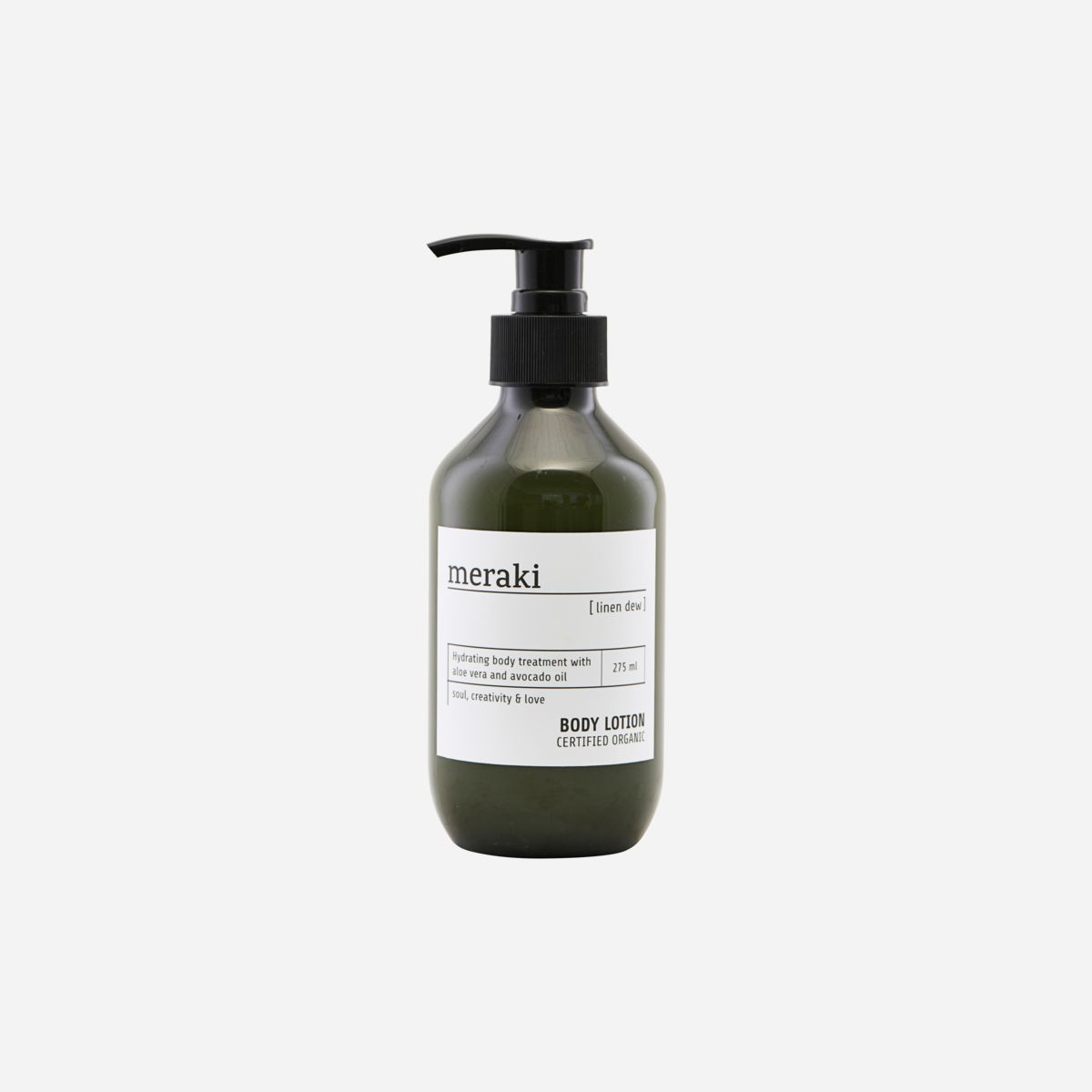 Linen Dew Body Lotion