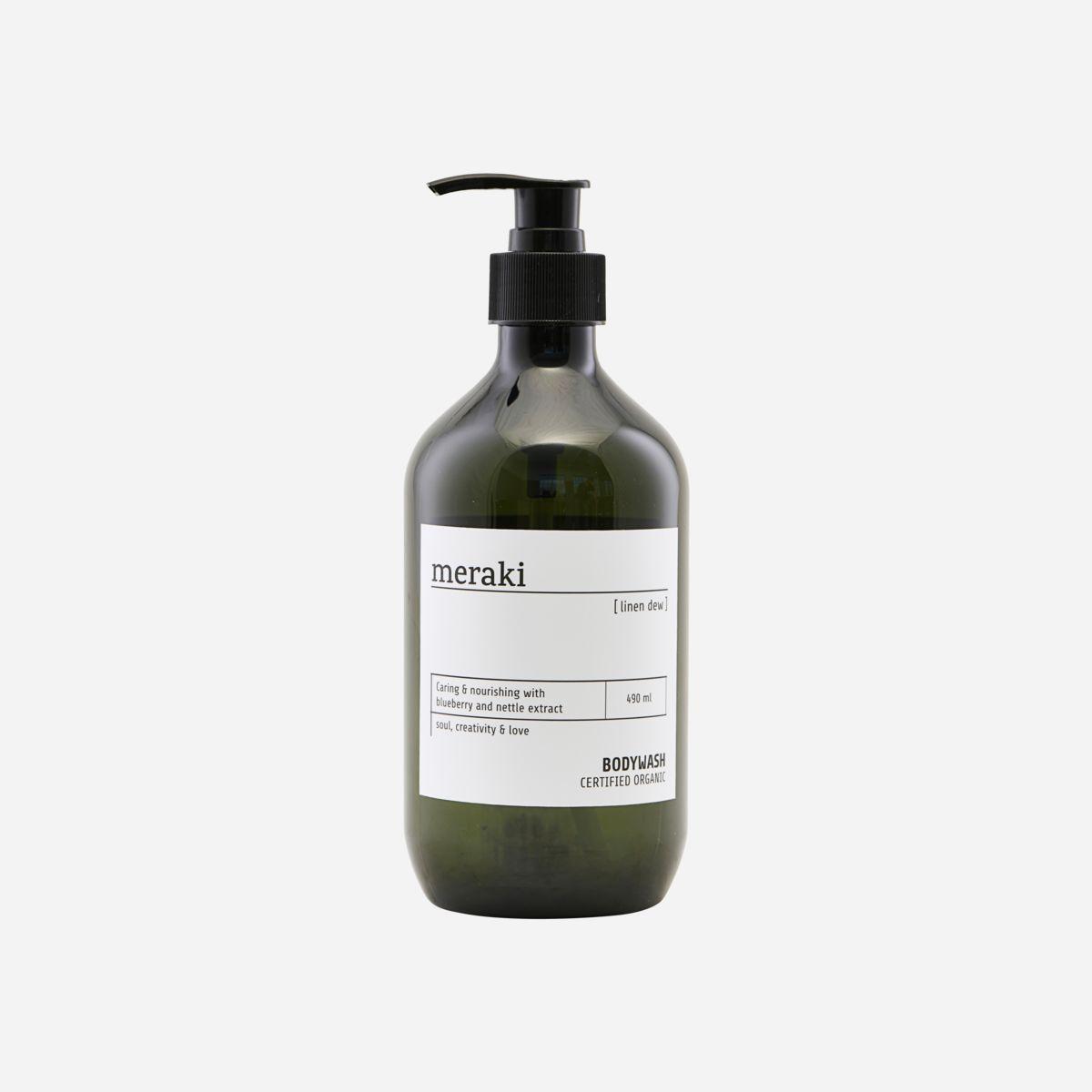 Linen Dew Body Wash