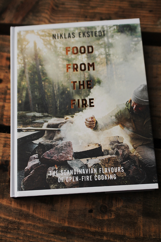 Food From The Fire, Niklas Eksteot
