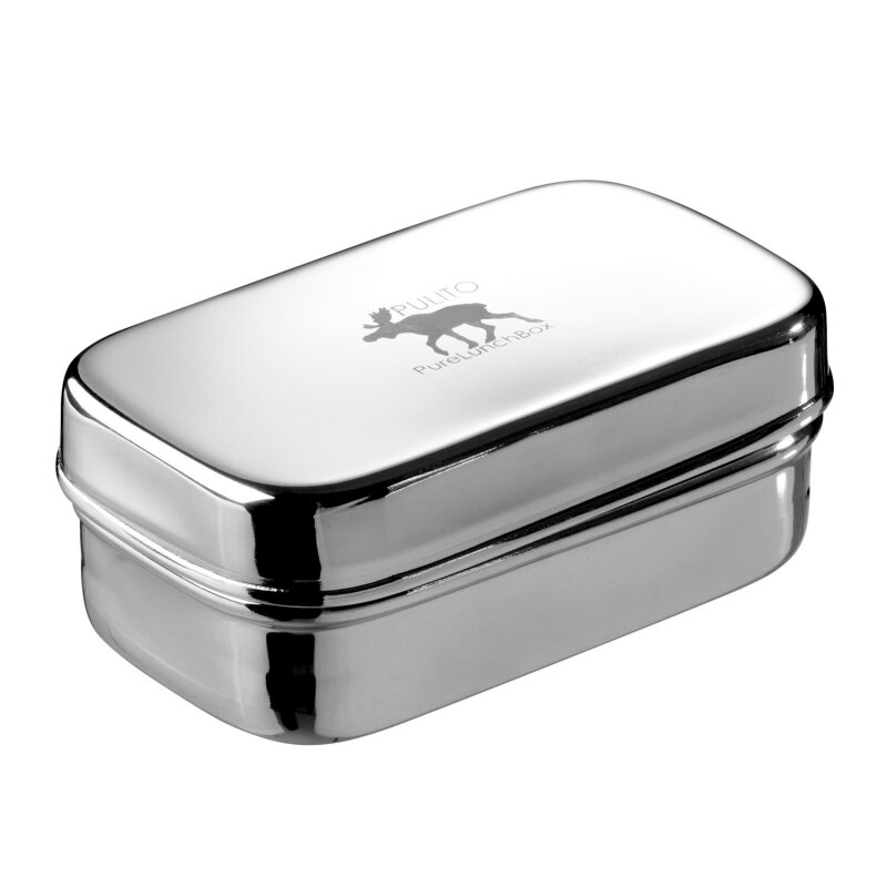 stainless steel pultio snack box