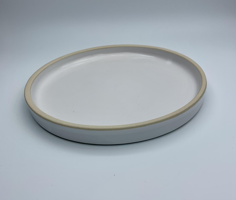 ceramic starter plate