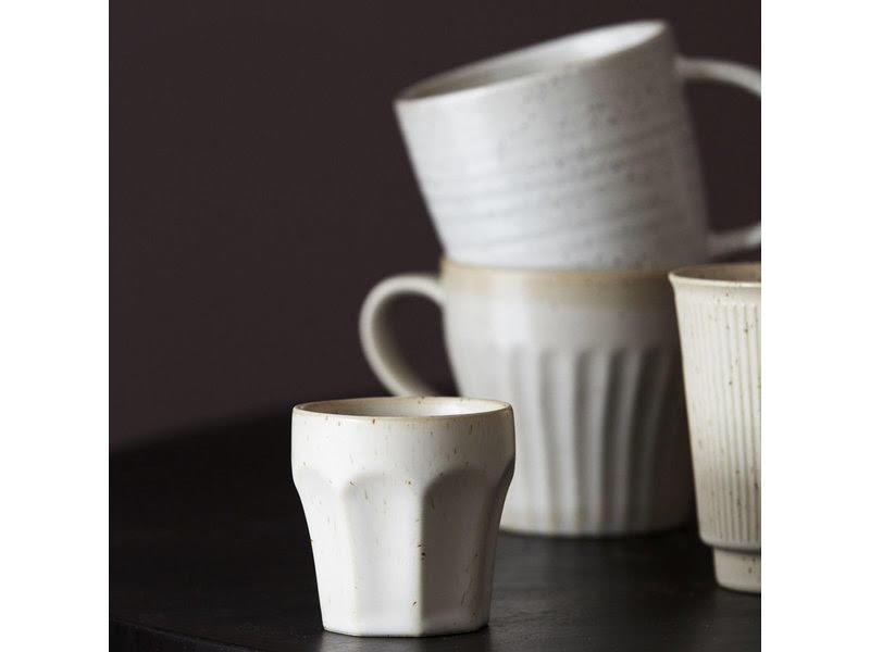 Bercia Espresso Cup, Beige