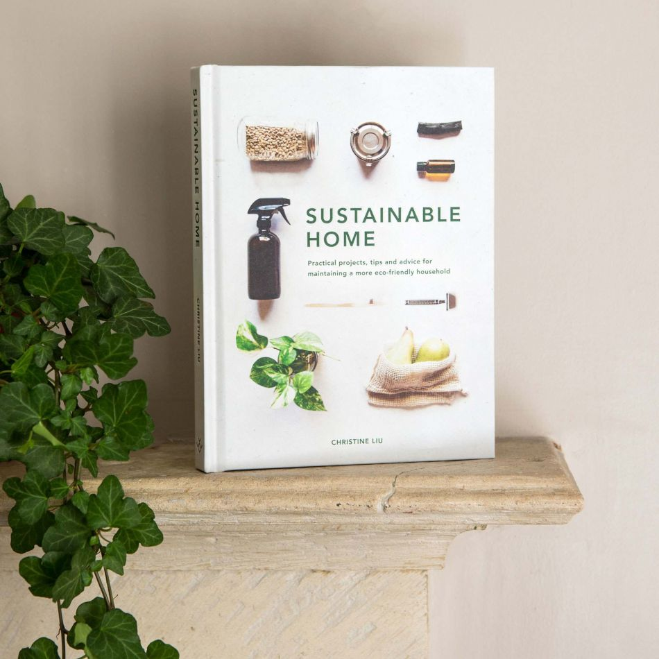 Sustainable Home book by Christine Liu