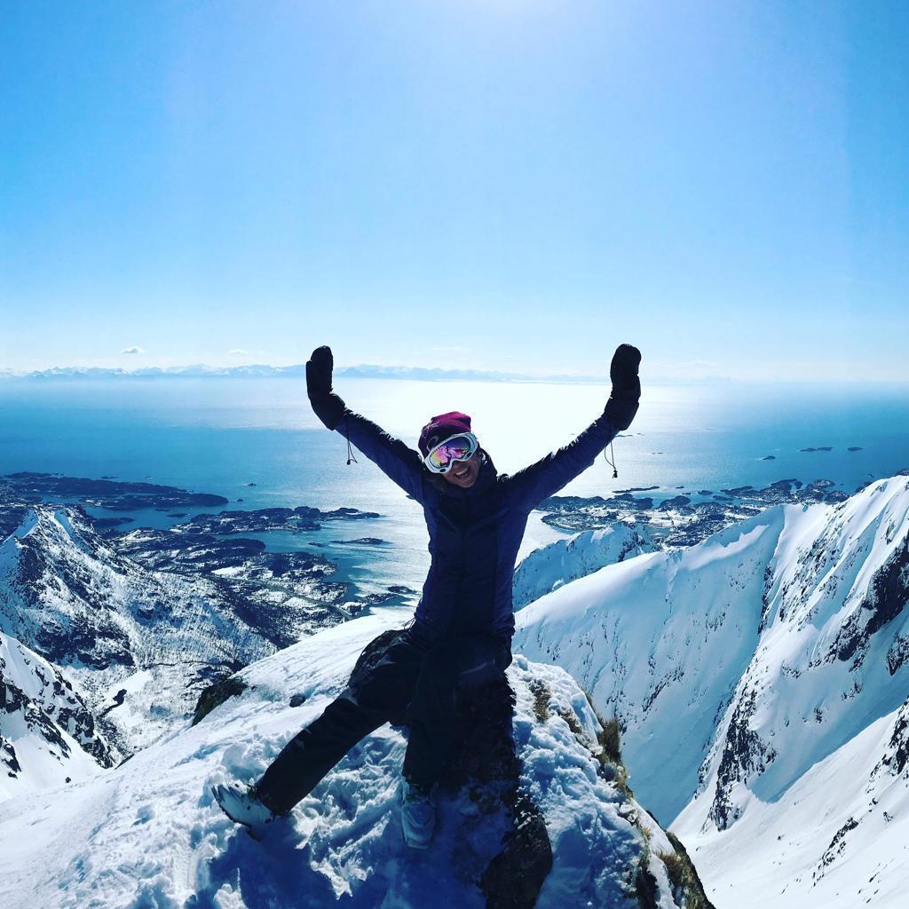 How I fell for ski-touring (not literally)