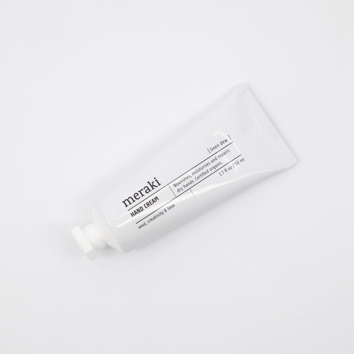 Linen Dew Hand Cream