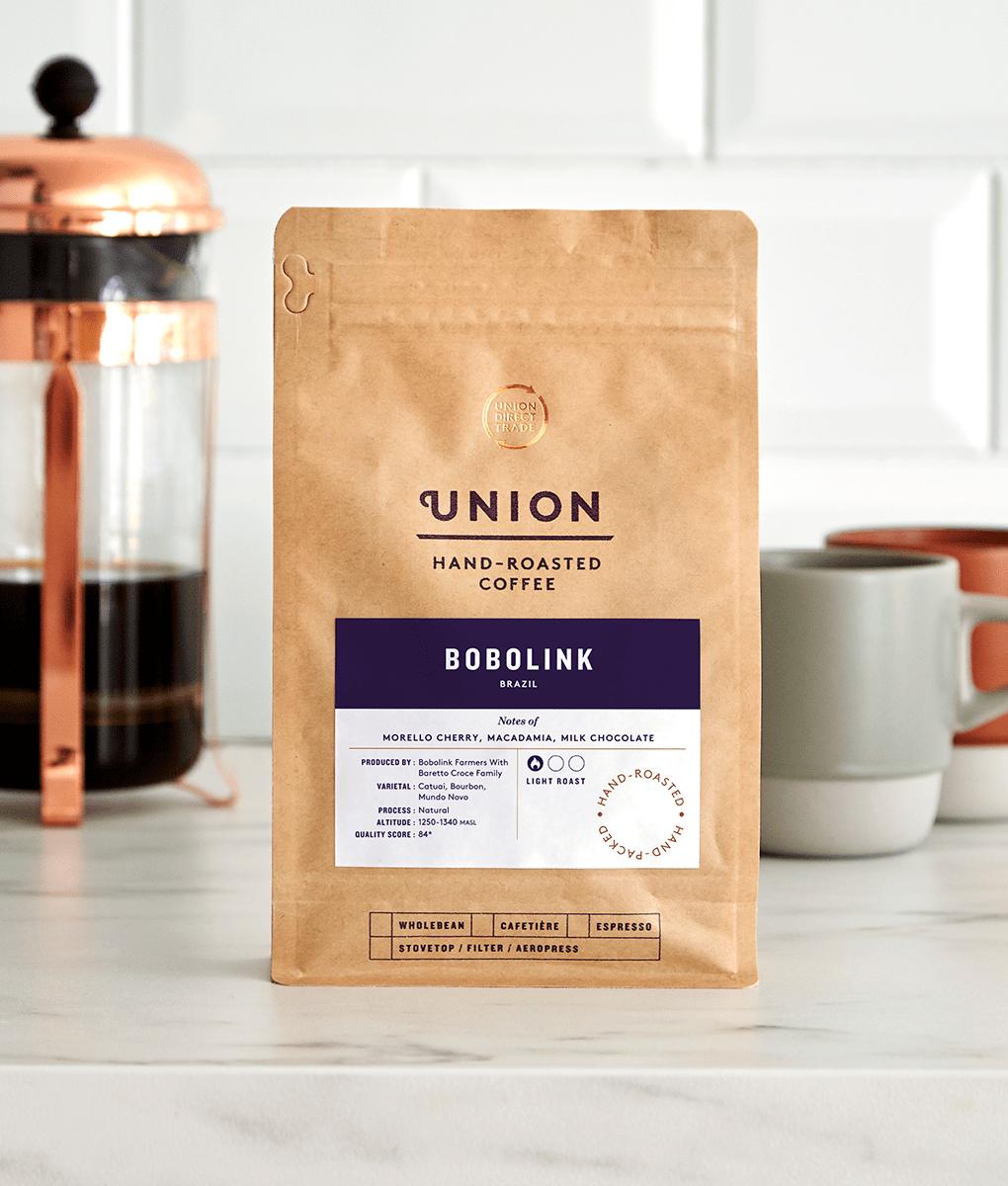 Union Coffee, Bobolink