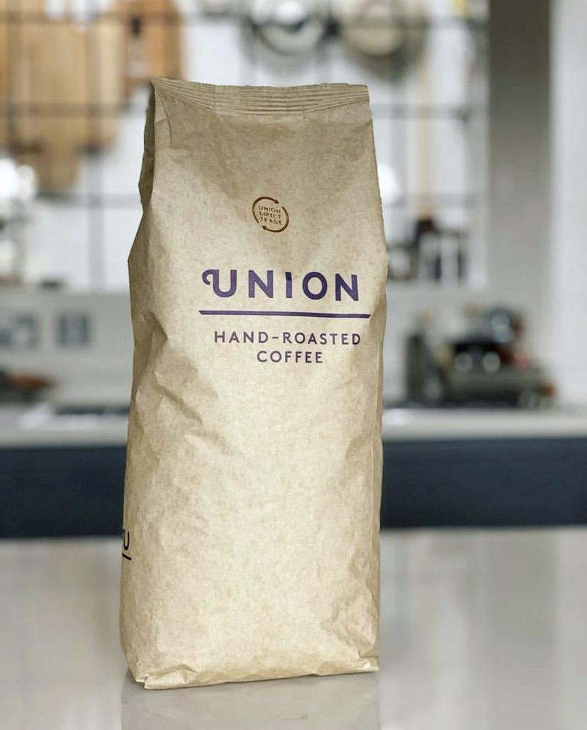Union Coffee, 1kg bag