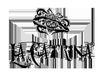 La Catrina Vino Logo