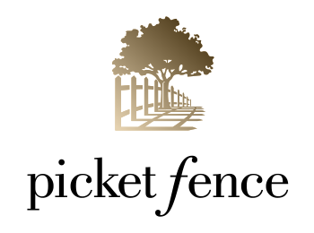 Picket Fence Vineyards Logo