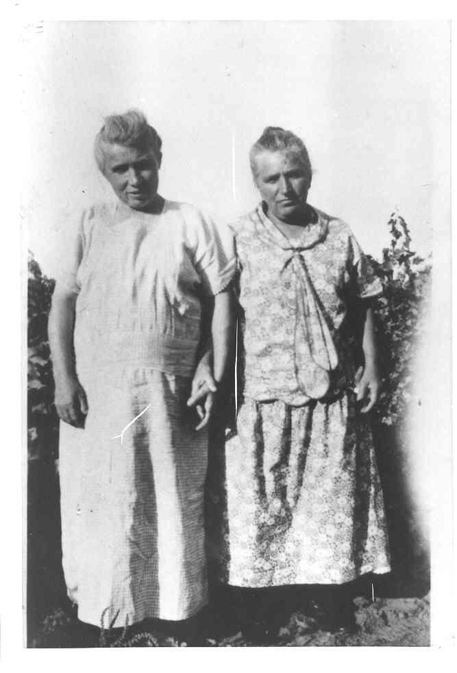 Teresa Franzia, Teresa Ferrea