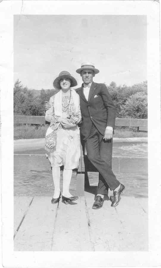John Franzia Sr. and Antonette Franzia