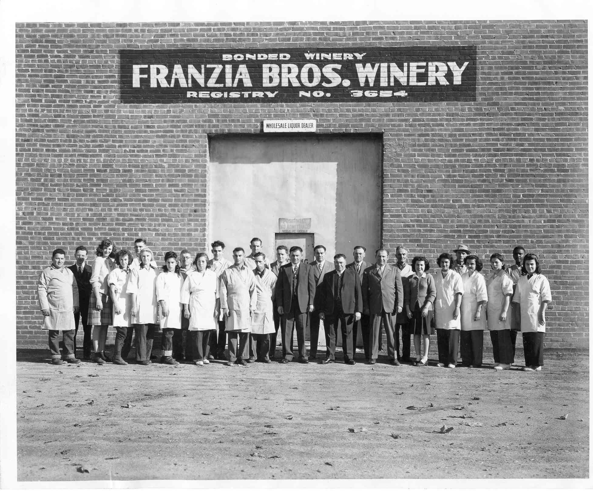 Franzia Brothers Winery
