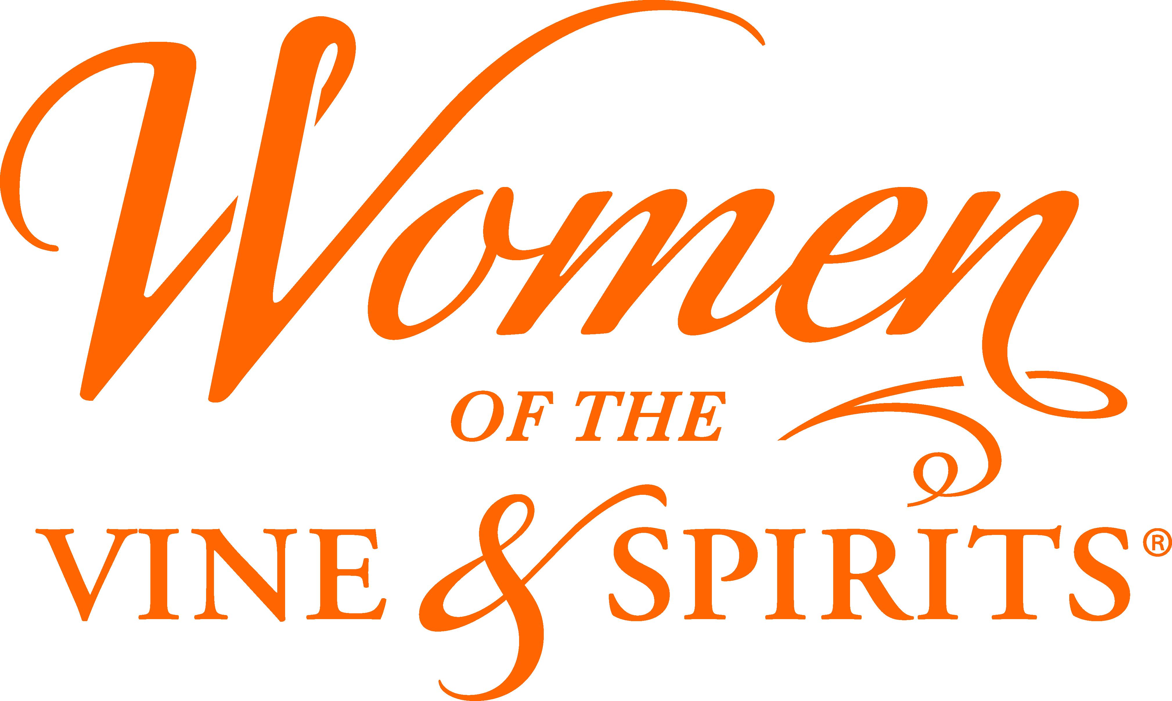 Women of the Vine & Spirits Logo