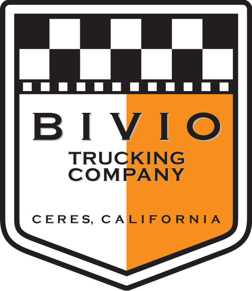 Bivio Trucking Company Logo