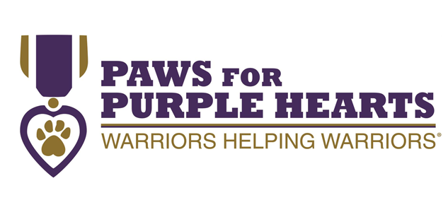 Paws for Purple Hearts - Warriors Helping Warriors
