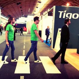 Tigo Energy team members