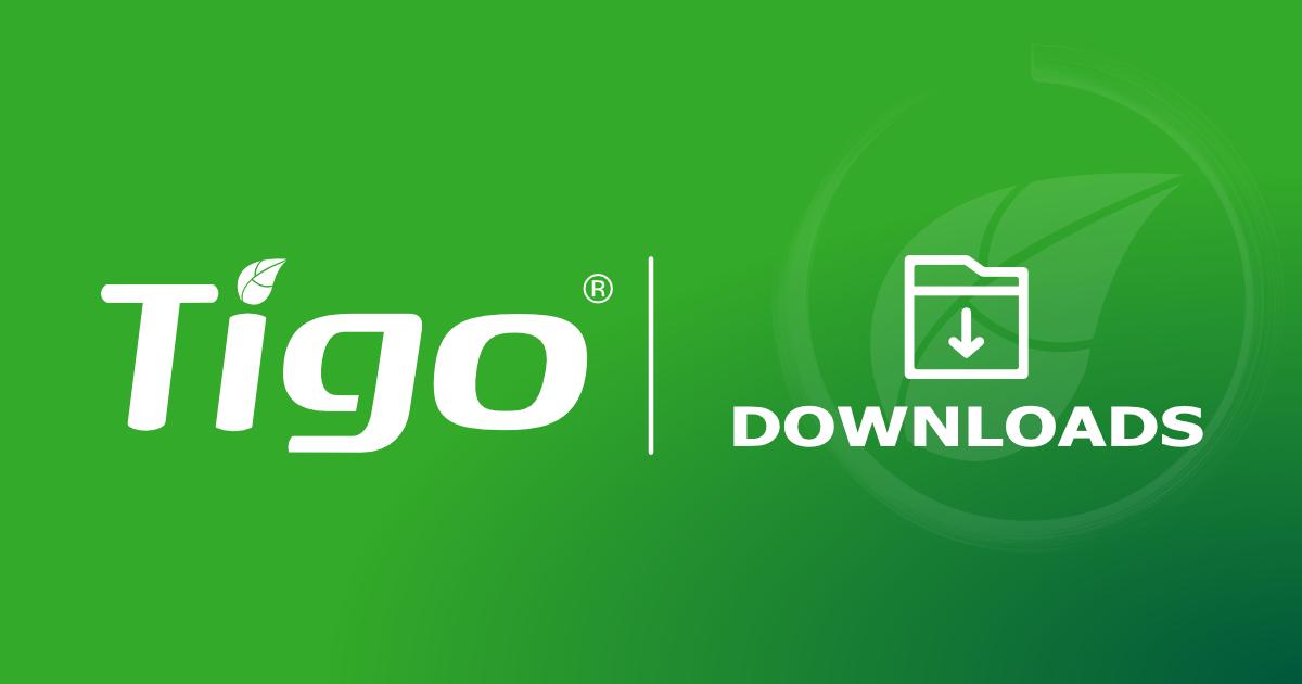 Downloads & Documentation | Tigo Energy