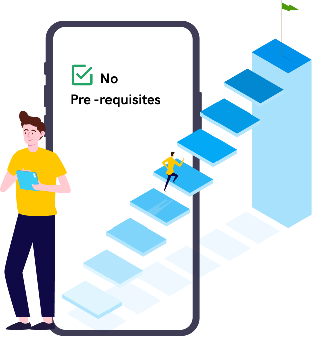No prerequisites, start from any level | NxtWave