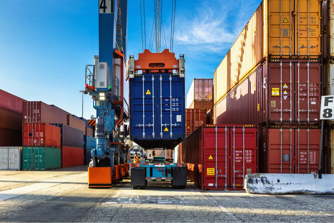 intermodal load