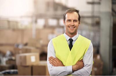 Distributor male yellow jacket
