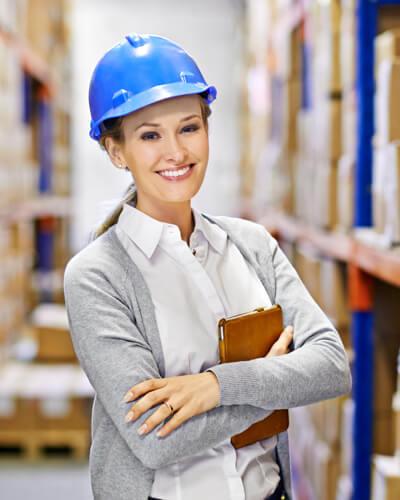 manufacturer blue hemet woman