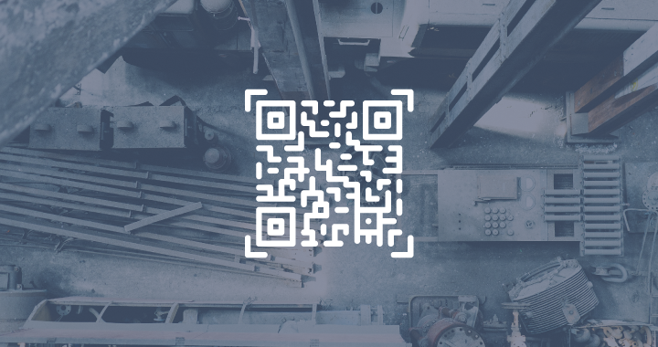 graphic of a LaborChart QR code