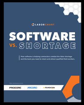 Software vs Shortage Whitepaper cover image.