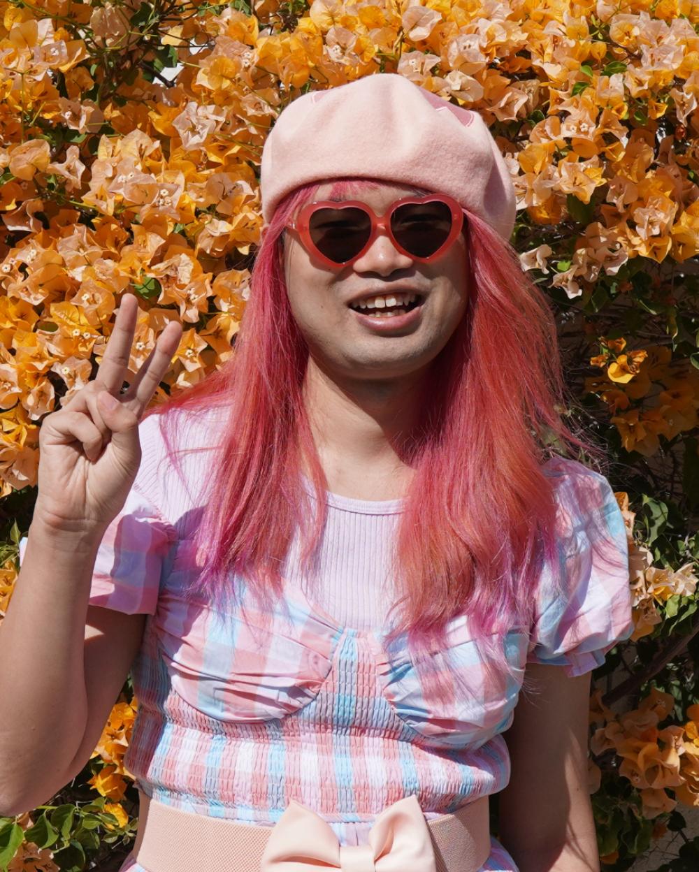 Headshot of Maddie Lim