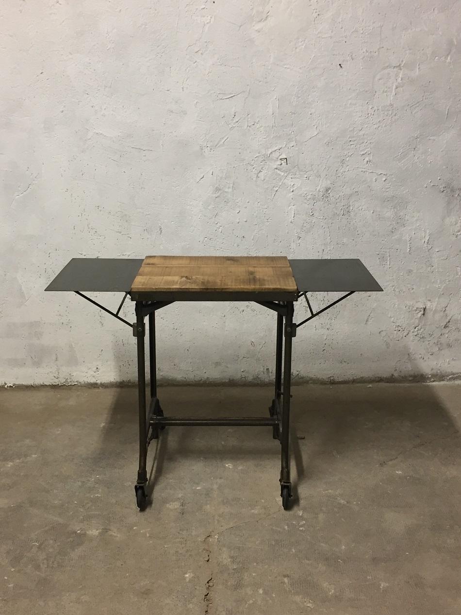Table de l'armée ALEX