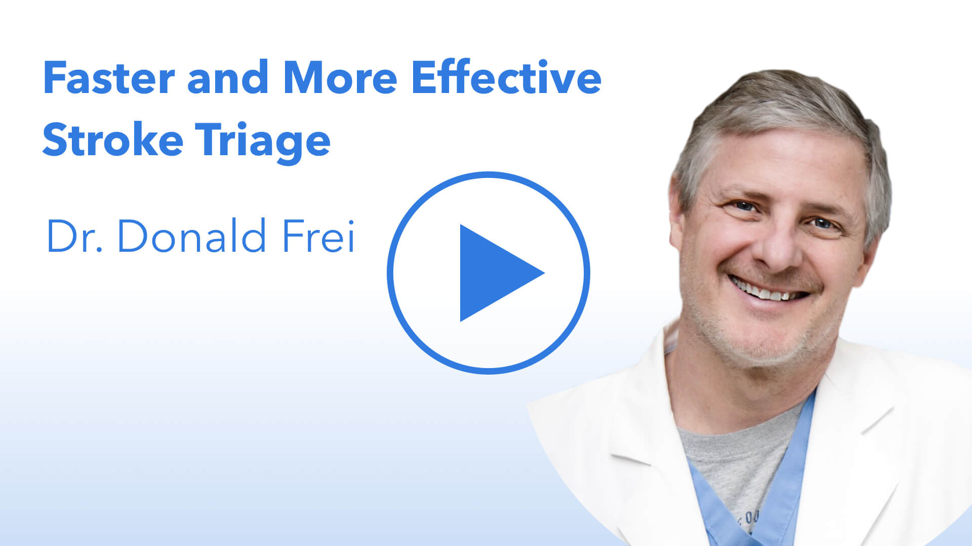 Faster and More Effective Stroke Triage with Viz The Swedish Medical Center Experience