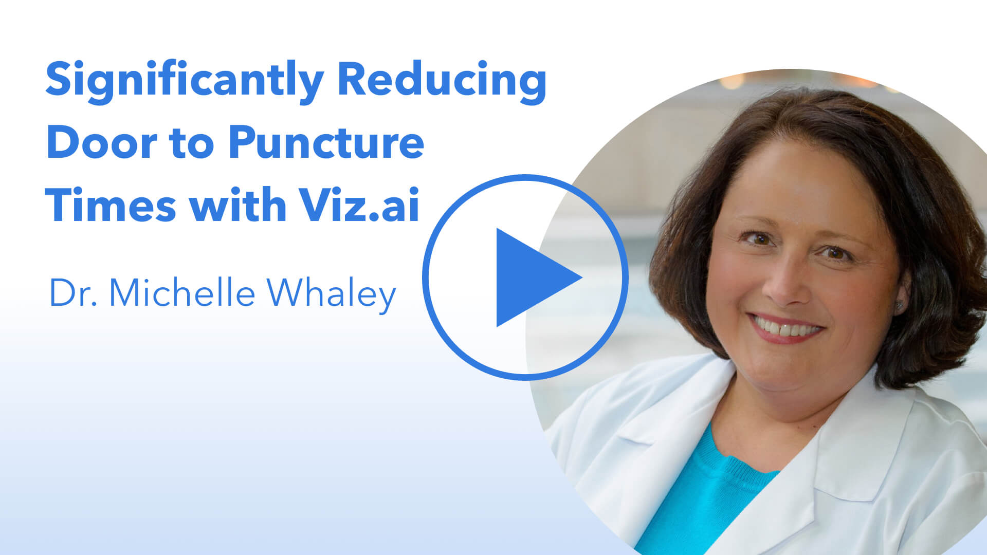 Significantly Reducing Door-to-Puncture Times with Viz The Sky Ridge Medical Center Experience