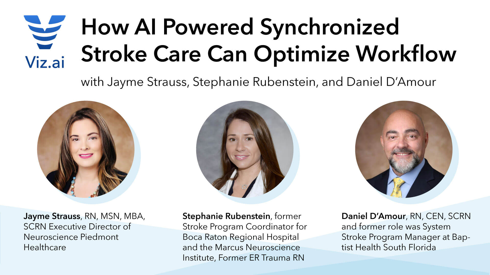 How AI Powered Synchronized Stroke Care Can Optimize Workflow