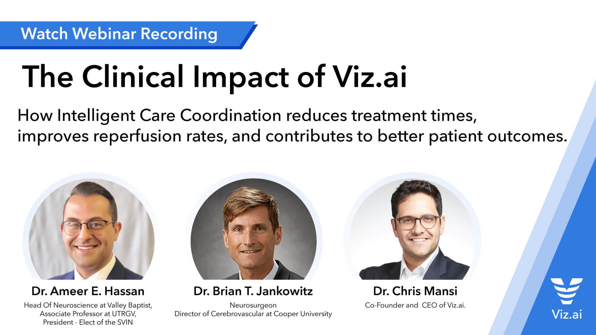 The Clinical Impact of Viz.ai