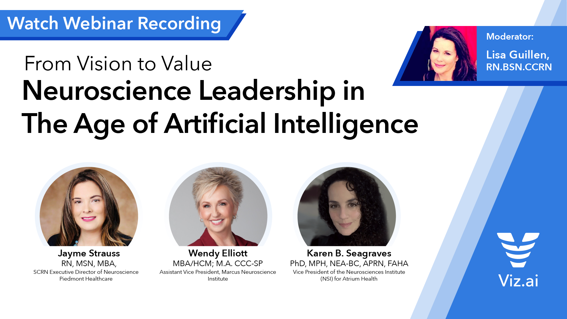 Neuroscience Leadership in the Age of Artificial Intelligence