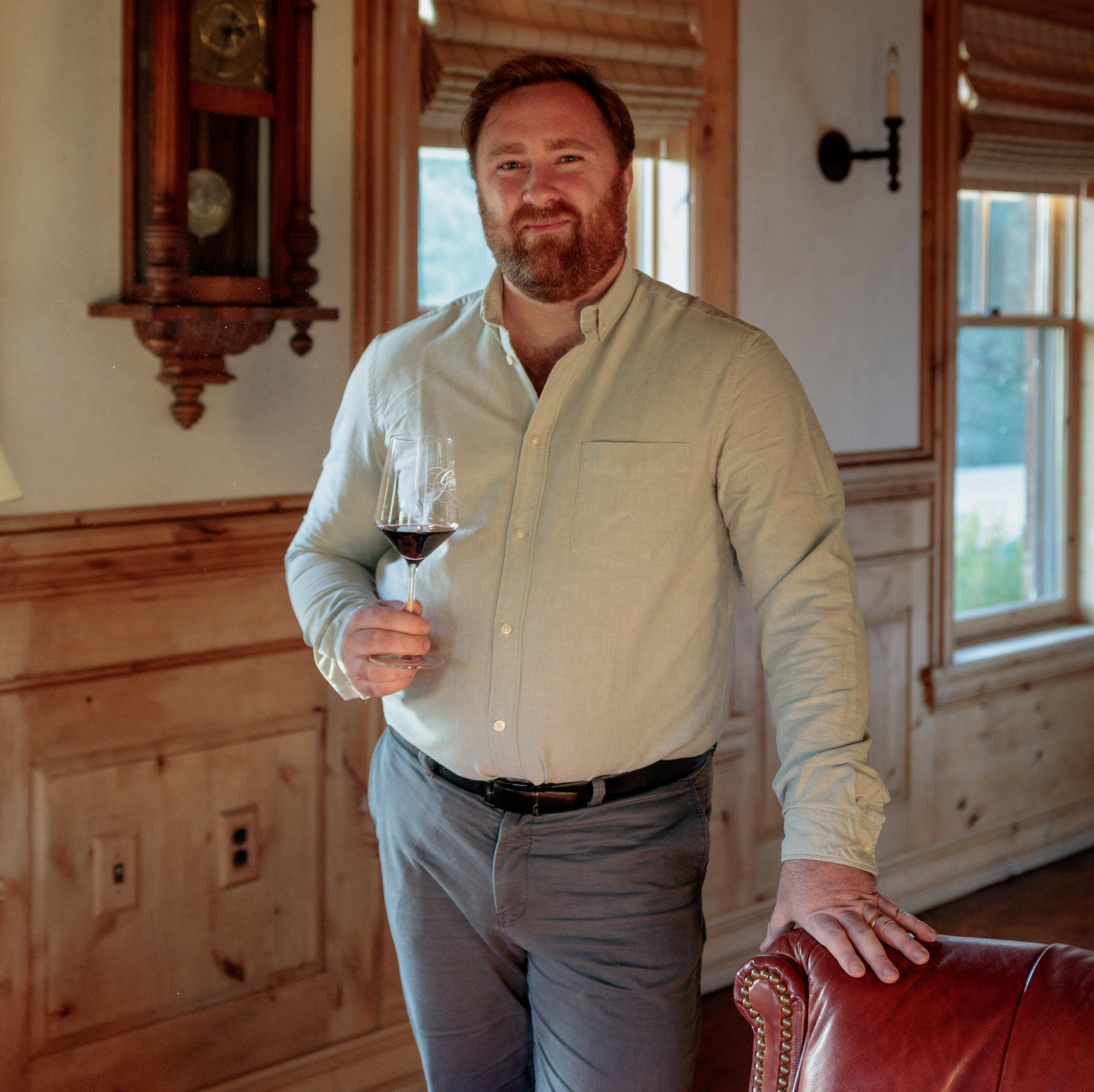Aaron Lober Founder of WINECULT