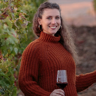 WINECULT Founder Geena Bouche