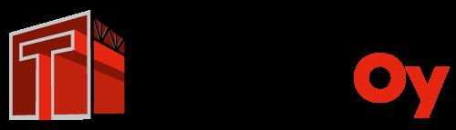 Trutec Oy logo: webclip. Trutec Oy rakentaa tilat menestyksellesi.